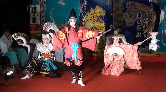 豆匠ディナーショー神楽公演